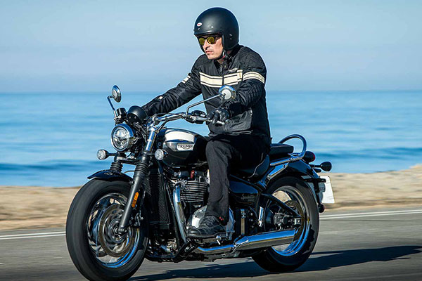 Ride Away on your new Triumph Today