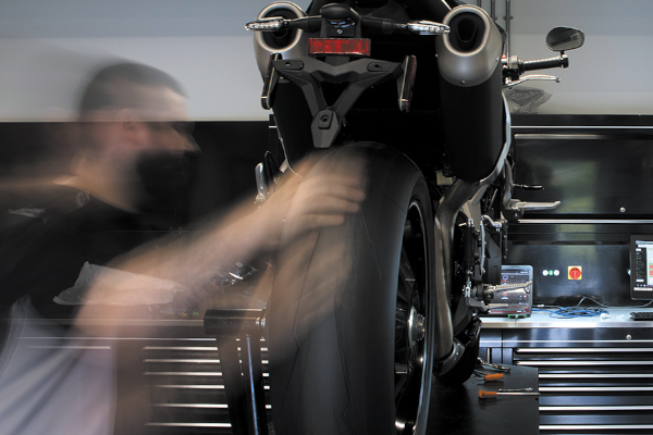 Official Triumph Motorcycle servicing and repairs